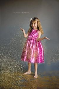 Gilroy Family Photographer | JLK Glitter Shoot-16